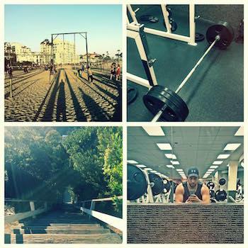 Eric Workout 1